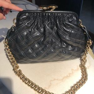 Vintage medium size Marc Jacobs quilted bag